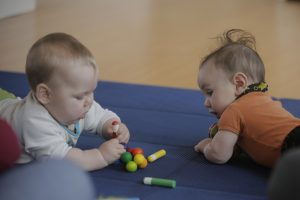 Child'Space movement course for babies 9-11 months @ Studio 2